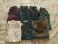 Girls Jeans - Age 6