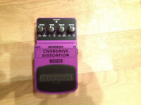 Behringer Overdrive/Distortion OD300 Effects Pedal