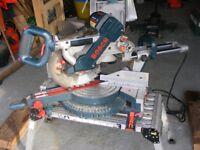 Bosch GCM 10 sd professional compound mitre saw