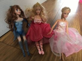 Special addition barbies
