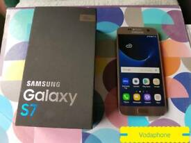 Samsung galaxy S7 vodaphone