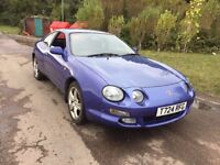 RARE TOYOTA CELICA 1.8 PETROL MANUAL COUPE EXCELLENT DRIVE MOT CHEAP CAR SPORTY NOT MODIFIED MR2