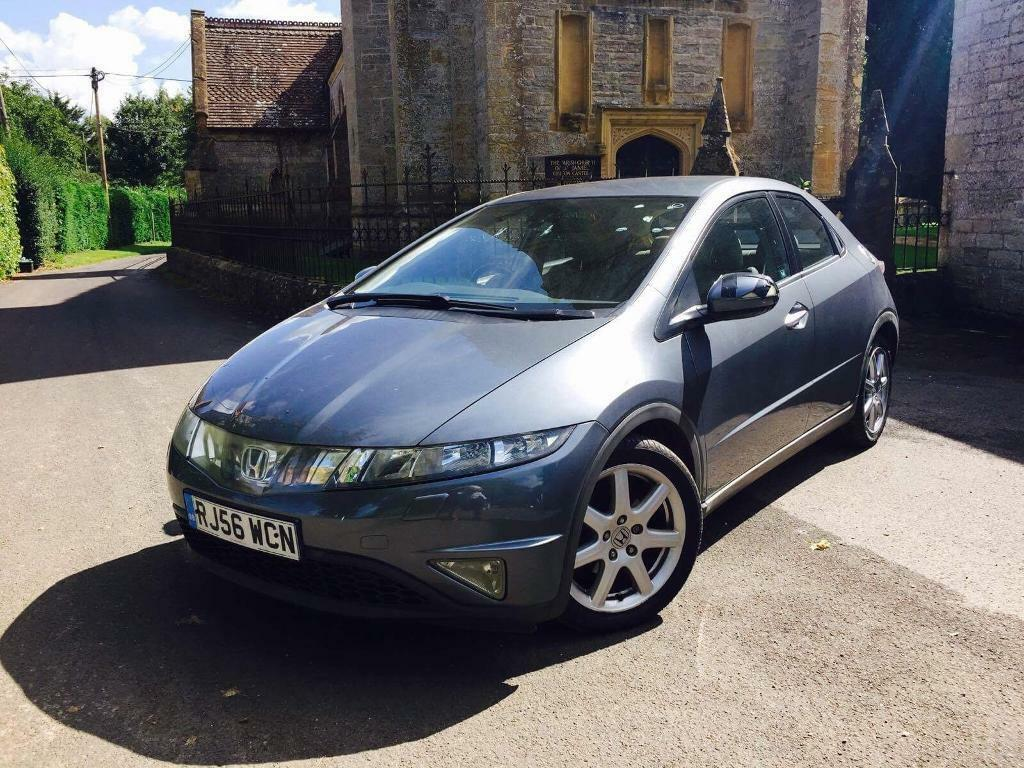 2006 honda civic 1.8 v-tec fully loaded | in yeovil, somerset
