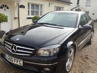 Mercedes Benz, CLC 180 Kompressor, Black, 2010, Very High Spec, Immaculate Inside and Out, Must See