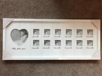 Baby Photo Frame - Brand New In Packaging