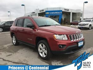 2012 Jeep Compass Sport/North 1 Owner & Accident Free