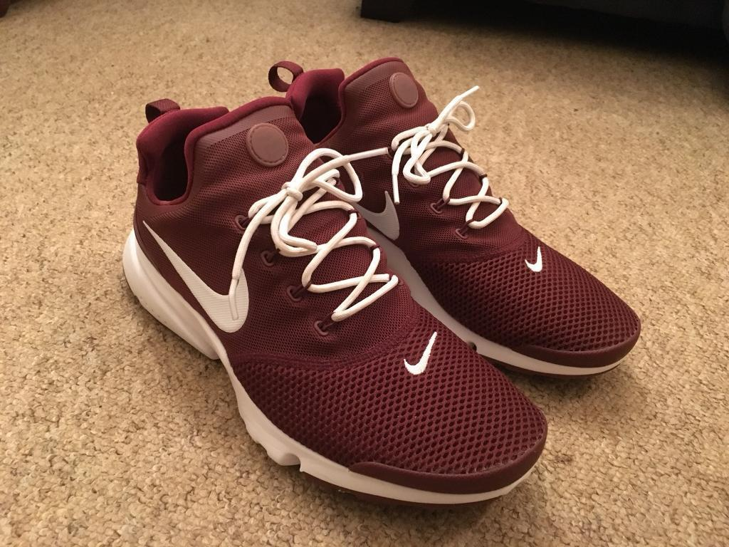 36e5092eace4 Nike Air Presto Fly Trainers