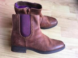 Kids Clark's boots bundle