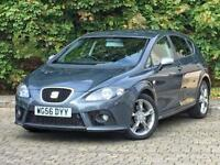 *SEAT LEON FR 170bhp 2.0TDI* *TOO GOOD TO TRADE*PRICED TO CLEAR* Not GOLF GTD* not AUDI A3*