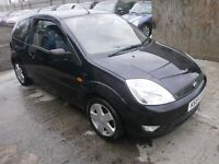 2004 FORD FIESTA 1.4 ZETEC 3DOOR, HATCHBACK, NICE CAR, SERVICE HISTORY,HPI CLEAR, DRIVES LIKE NEW