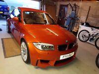 BMW 1M VALENCIA ORANGE TRUE COLLECTORS CAR
