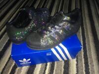New adidas superstar sparkle