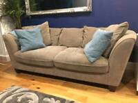 WAS £1000 - 3 SEATER SOFA