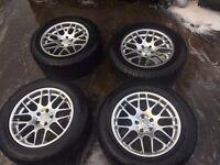 "BMW 18"" Alloys Wheels set of 4"