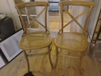 Arlington bentwood chairs ( up to 4 available)