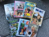 All new and sealed dvds