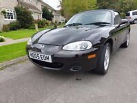Mazda MX5 1.8, Low Mileage, Quick Sale! PRICE DROP
