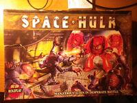Games Workshop: Warhammer 40K, Space Hulk 1989 original game, complete
