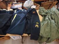 Military Clothing/Items