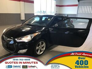 2012 Hyundai Veloster KEYLESS | HEATED SEATS | SUMMER READY