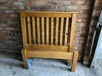 Single (3 ft) pine bed