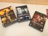 Supernatural boxset
