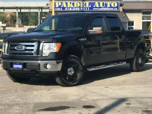 2010 Ford F-150 XLT*4X4*LOW KM*ACCIDENT FREE*RUNNING BOARD