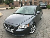 Volvo S40 1.6 TD DRIVe SE Lux *2010* Diesel Manual (s/s) 2 owners,Serviced,New Mot