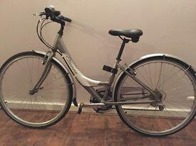 Apollo Etienne Women Hybrid Bike