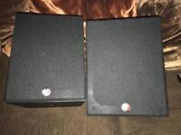 BRAND NEW wharfedale 100w hifi Speakers 🔊