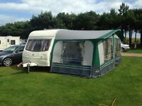 Avondale Dart 2003 6 Berth Caravan with lots of extras