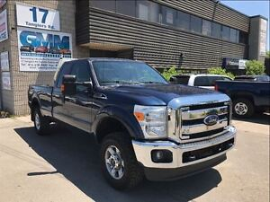 2013 Ford F-250 XLT Extended Cab Long Box 4X4 Gas