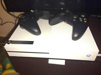 1TB Xbox One S White