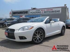 2011 Mitsubishi Eclipse GT Spyder, MT