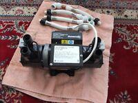 STUART TURNER SHOWERMATE 1.5 BAR TWIN PUMP