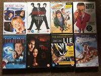 Film and documentary dvds