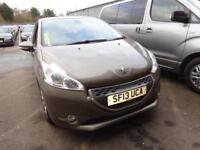PEUGEOT 208 1.4 e-HDi Allure 5dr EGC Auto (grey) 2013