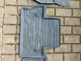 Volvo S60 rubber footmats