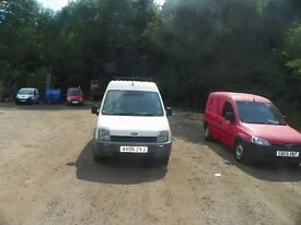 FORD TRANSIT CONNECT LWB 220D