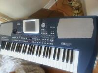 KORG PA 500 ORIENTAL AND OCCIDENTAL