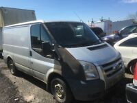 ford transit spare parts available bumper bonnet wing light radiators seat wheel