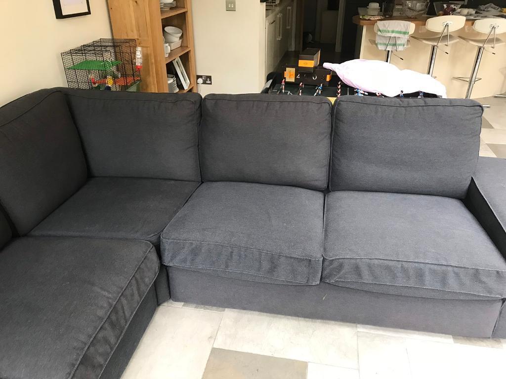 Ikea Vimle Corner Sofa 4 Seat In Newbury Berkshire