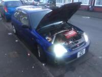 Honda Civic vti conversion B16A SIR engine