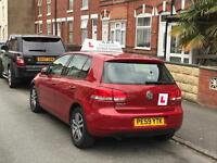 Cheap Driving Lessons in Burton on Trent - Intensive Course Available - Male and Female Instructors