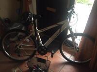 Bike + all accessories for sale