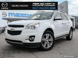 2011 Chevrolet Equinox $96/WK TX IN 36 MONTHS! AWD/HEATED LEATHE