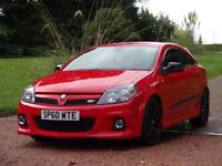 VAUXHALL ASTRA 2.0 VXRACING 3d 236 BHP FREE DELIVERY TO YOUR DOOR (red) 2010