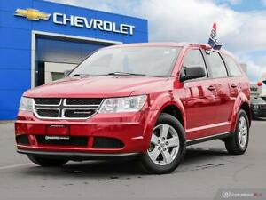 2016 Dodge Journey CVP/SE Plus CVP/SE Plus/ONE OWNER TRADE IN...