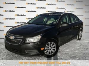 2011 Chevrolet Cruze LT Turbo **PST PAID**AUTOMATIC TRANSMISS...