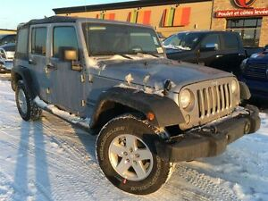 2017 Jeep WRANGLER UNLIMITED Sport * Marchepieds * Régulateur de